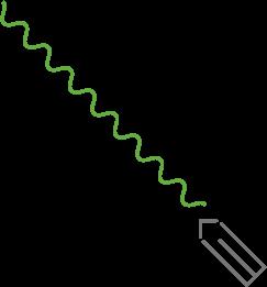 筆記用具のアイコン